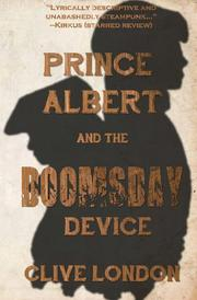 Book Cover for PRINCE ALBERT AND THE DOOMSDAY DEVICE