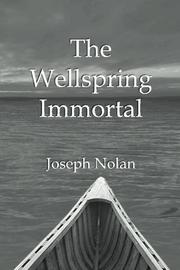 Cover art for THE WELLSPRING IMMORTAL