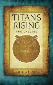 Cover art for TITANS RISING