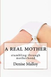 Book Cover for A REAL MOTHER