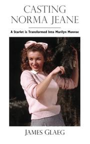 Book Cover for CASTING NORMA JEANE
