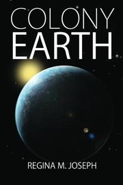 Cover art for COLONY EARTH