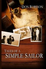 Cover art for TALES OF A SIMPLE SAILOR