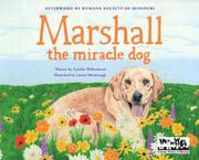 Cover art for MARSHALL THE MIRACLE DOG