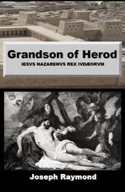 Cover art for GRANDSON OF HEROD