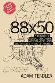 88x50 by Adam Tendler