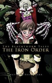 The Iron Order by Matthew Bruce Barr