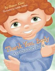 THANK YOU, BODY by Sharon Khen