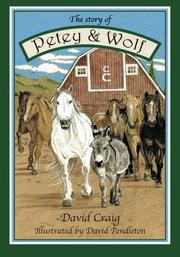 Petey & Wolf by David Craig