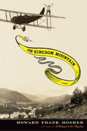 Cover art for ON KINGDOM MOUNTAIN