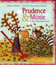 Book Cover for PRUDENCE AND MOXIE