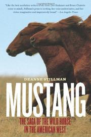 Cover art for MUSTANG