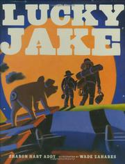 LUCKY JAKE by Sharon Hart Addy