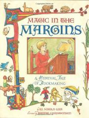Cover art for MAGIC IN THE MARGINS