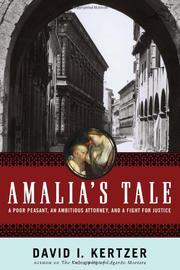 AMALIA'S TALE by David I. Kertzer