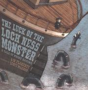 Cover art for THE LUCK OF THE LOCH NESS MONSTER