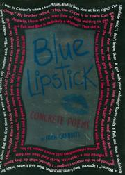 BLUE LIPSTICK by John Grandits