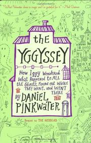 Book Cover for THE YGGYSSEY