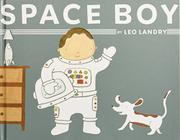 Cover art for SPACE BOY