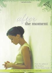 Cover art for AFTER THE MOMENT