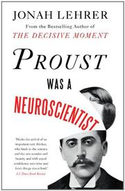 Cover art for PROUST WAS A NEUROSCIENTIST