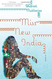 Cover art for MISS NEW INDIA
