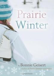 PRAIRIE WINTER by Bonnie Geisert