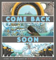 Book Cover for COME BACK SOON