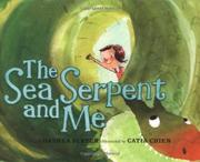 Cover art for THE SEA SERPENT AND ME