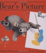 Cover art for BEAR'S PICTURE