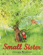 Cover art for SMALL SISTER