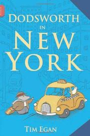 Cover art for DODSWORTH IN NEW YORK