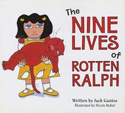 Cover art for THE NINE LIVES OF ROTTEN RALPH