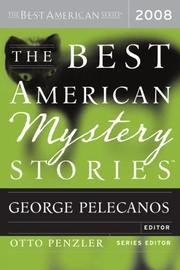 Book Cover for THE BEST AMERICAN MYSTERY STORIES 2008