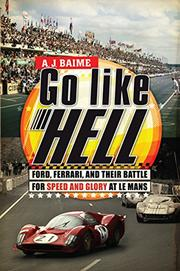 Cover art for GO LIKE HELL