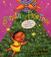 Book Cover for A PIÑATA IN A PINE TREE