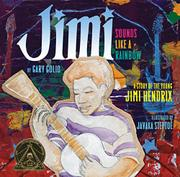 JIMI by Gary Golio