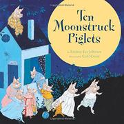 Cover art for TEN MOONSTRUCK PIGLETS