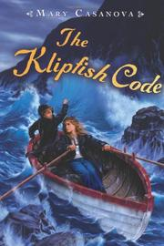 Cover art for THE KLIPFISH CODE