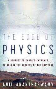 Cover art for THE EDGE OF PHYSICS