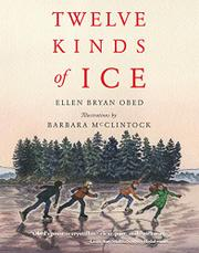 TWELVE KINDS OF ICE by Ellen Bryan Obed