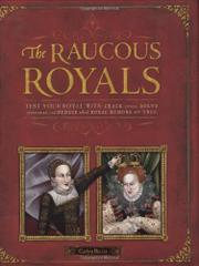 Cover art for THE RAUCOUS ROYALS