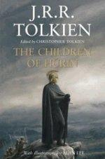 Cover art for THE CHILDREN OF HÚRIN