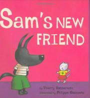 Cover art for SAM'S NEW FRIEND