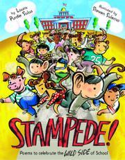 STAMPEDE by Laura Purdie Salas