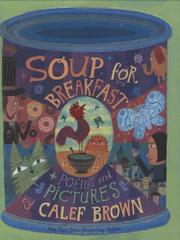 Book Cover for SOUP FOR BREAKFAST