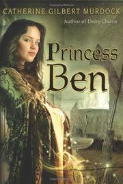 Cover art for PRINCESS BEN