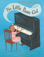 Book Cover for THE LITTLE PIANO GIRL