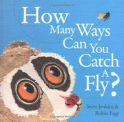 Book Cover for HOW MANY WAYS CAN YOU CATCH A FLY?