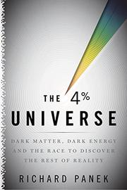 Cover art for THE 4 PERCENT UNIVERSE
